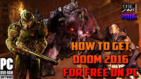 Mar 11, 2020 · doom eternal is a direct sequel to 2016's doom. How to Download DOOM 2016 for FREE on PC! (CPY) - YouTube