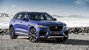2017 Jaguar F PACE First Edition Wallpaper | HD Car Wallpapers