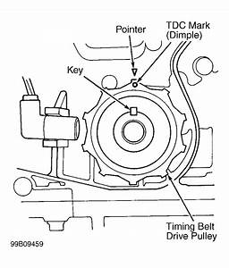 1993 Acura Vigor Serpentine Belt Routing And Timing Belt