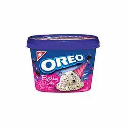 Christie Foods Oreo Birthday Cake Ice Cream reviews in Ice ...