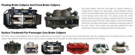 Auto Brake System Car Brake Caliper Passenger Car Caliper