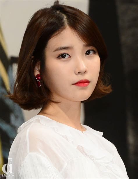times iu changed  hairstyle completely koreaboo