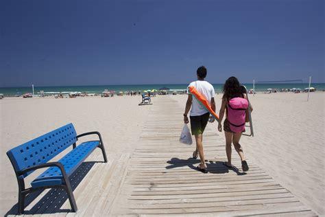 san juan beach alicante city beach