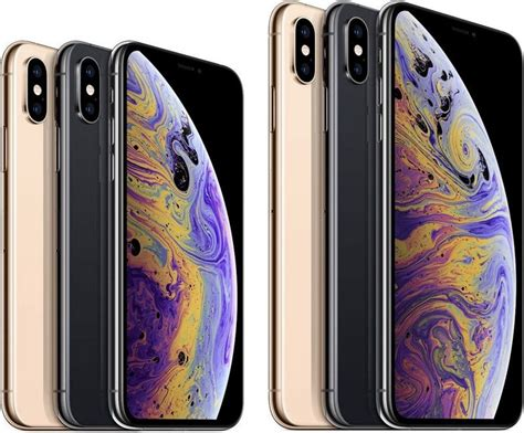 iphone xs and xs max feature upgraded ip68 water and dust