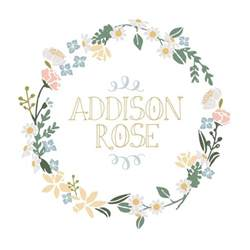 flower wreath design premade business logo design for photography and small business use 18 00