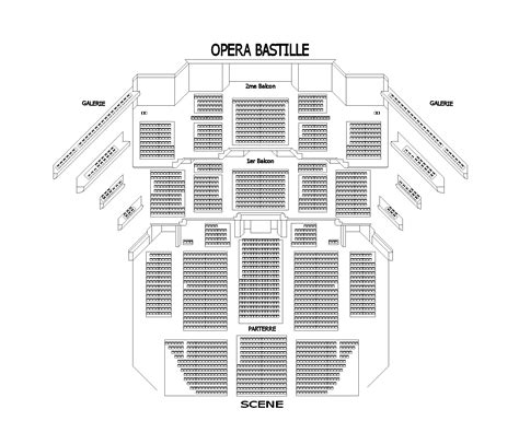 plan de salle theatre antoine la traviata
