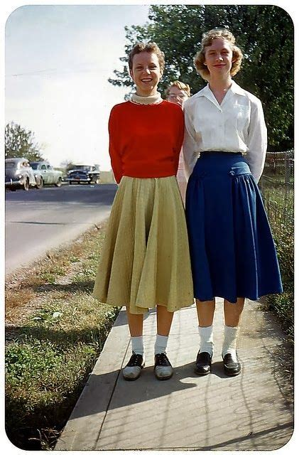 48 best Teenage fashion 50s images on Pinterest | Vintage fashion 1950s and 1950s fashion