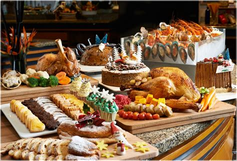 25 of our favorite christmas dinner ideas. Christmas Buffet - Kid 101