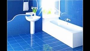 Tiles floor designs youtube for Blue sky bathroom tile floor decoration