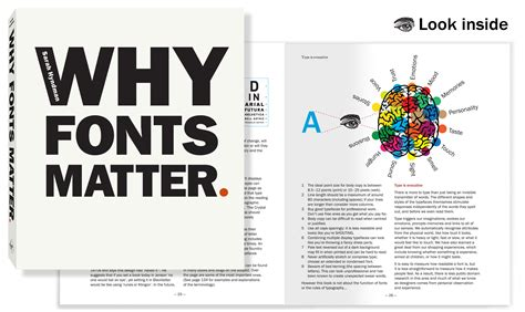 why fonts matter type tasting