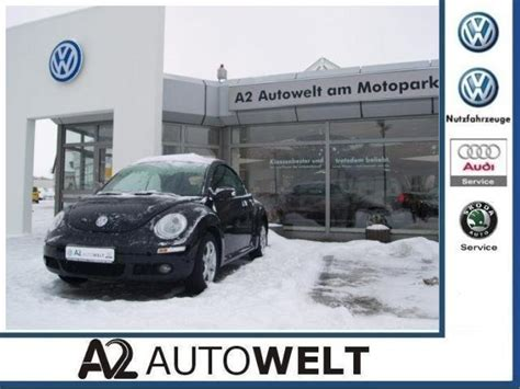 Beetle Cabrio Ohne Garage by Vw New Beetle Cabrio 1 4 Freestyle Chf 20 858