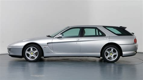 This 2001 ferrari 456gta is an gorgeous example with only 25k miles from new. Weird Wagons: Ferrari 456 GT Venice | CarsGuide - OverSteer