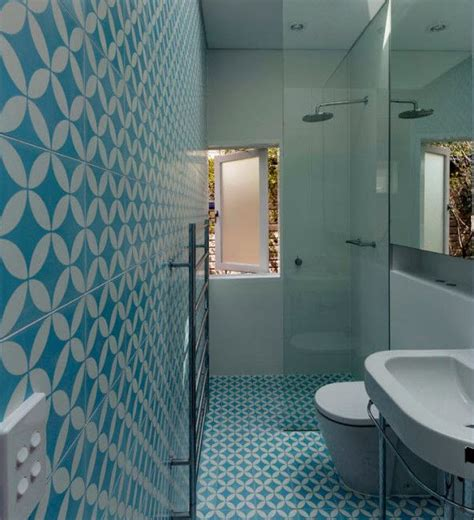40 blue bathroom floor tile ideas and pictures