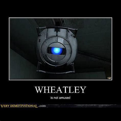 Wheatley And Glados Quotes