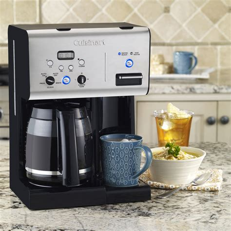 Coffee PLUS 12 Cup Programmable Coffeemaker and Hot Water System   Cuisinart