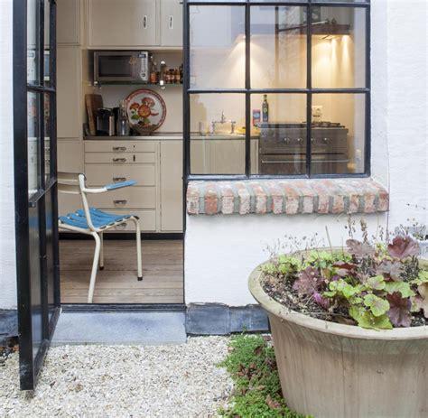 Lene Van Look Wohnt In Einer Ehemaligen Garage Welt