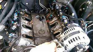 Chevy Vortec Knock Sensor Replacement