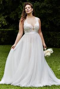 wedding dress for big women With wedding dresses for large women