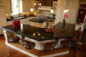 Old And Classic Style Black Pearl Granite Countertops With