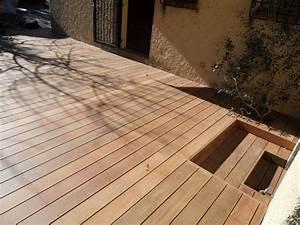 Lames Parquet Bois : terrasse bois lames ipe callas var pose parquet var sppr ~ Premium-room.com Idées de Décoration