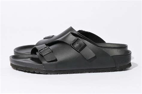 birkenstock quot black quot zurich sandals from youth