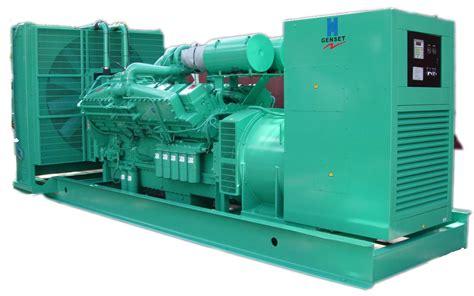 China Cummins Engine Emergency Power Supply Generator 20