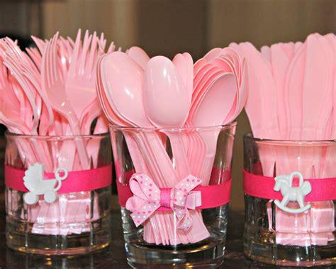 Baby Shower : Pretty In Pink Baby Shower