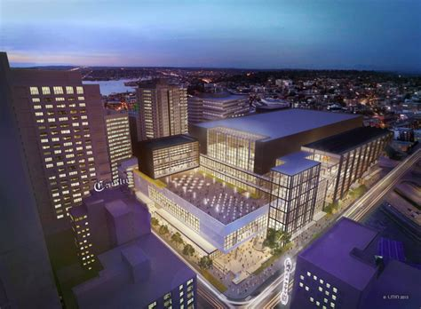wa state convention center expansion developing