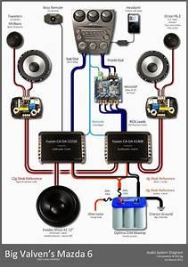 Clarion Car Audio Wiring Diagram