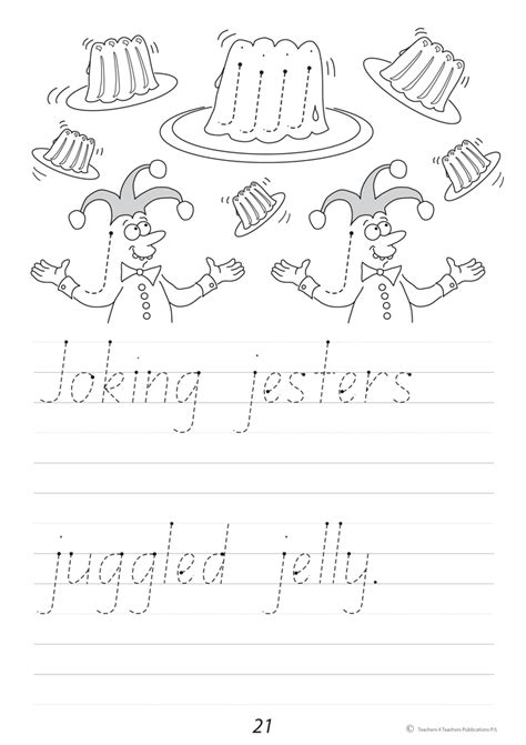 handwriting worksheets nsw year 2 kidz activities