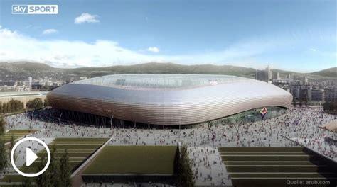 Dachausbau Zukunft Planen by Stadien Der Zukunft Das Planen Die Top Klubs Sky Sport