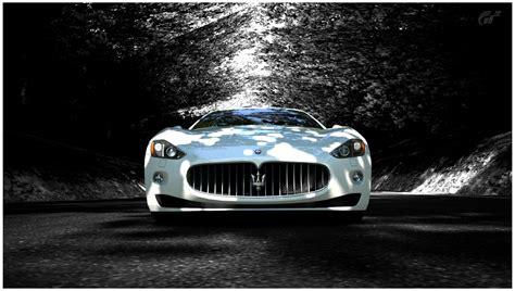 Maserati Granturismo Backgrounds by New Maserati Granturismo Hd Car Wallpaper Hd Walls