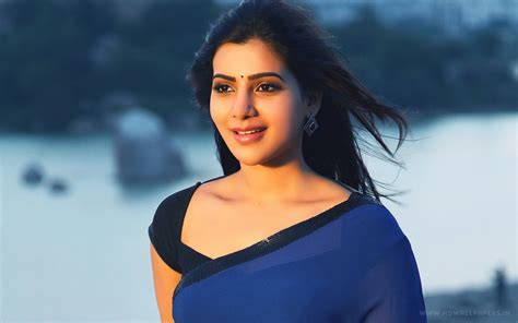 Top 10 south indian stars and their donation. Samantha Ruth Prabhu HD Wallpaper | Background Image | 1920x1200 | ID:550710 - Wallpaper Abyss