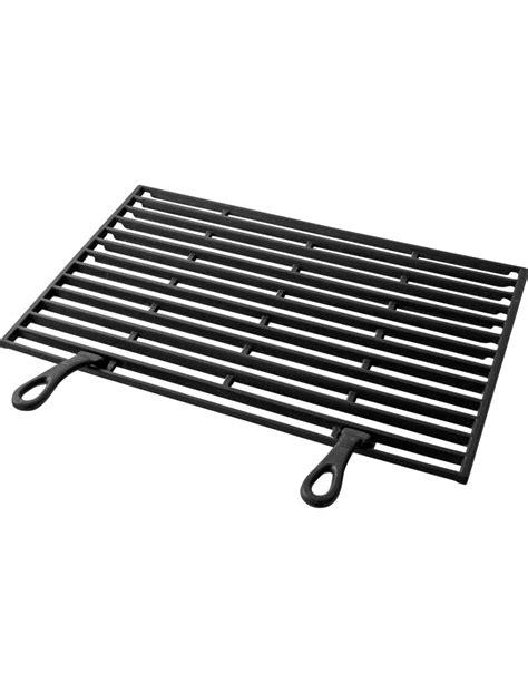 grille en fonte pour barbecue buschbeck buschbeck accessoires barbecues et planchas jardin