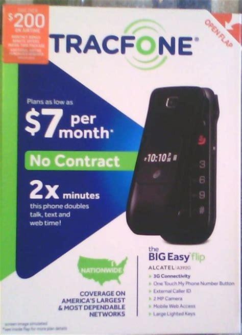 Alcatel My Flip Phone Manual