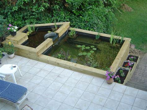 am 233 nagement autour du bassin bassin de jardin over blog com