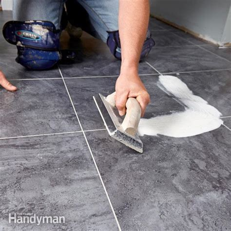 luxury vinyl tile installation family handyman