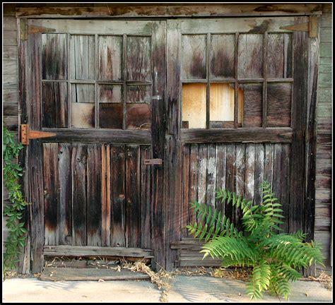 Decorative Barn Doors - wooden door s place images and words