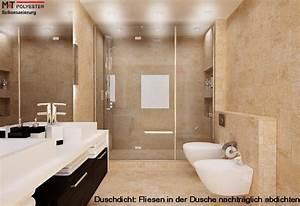 Alternative Zu Fliesen Im Bad : in der dusche fliesen abdichten nachtr glich dusche m t ~ Michelbontemps.com Haus und Dekorationen