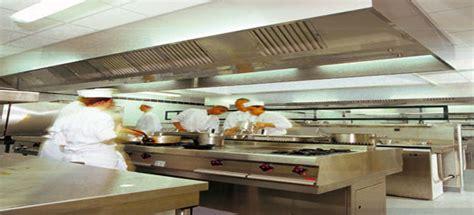 extraction cuisine restaurant règles de conception d 39 une cuisine professionnelle