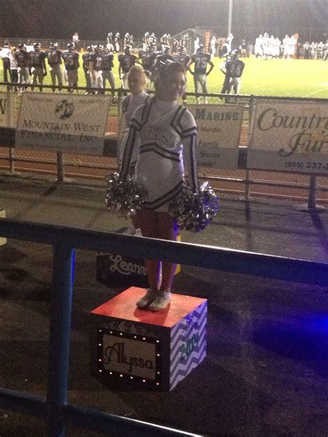 high school cheer sports pinterest football cheer