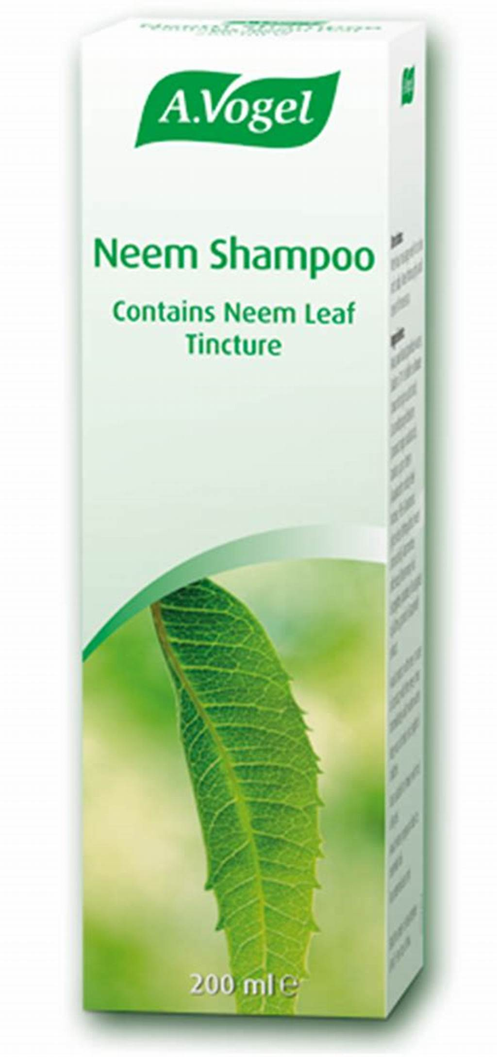#Neem #Shampoo #From #A
