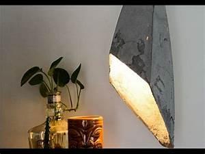 Lampen Aus Treibholz Selber Machen : beton deko selber machen lampe selber bauen lampen selber basteln ideen youtube ~ Indierocktalk.com Haus und Dekorationen