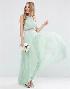 mint mismatched bridesmaid dresses maxi dresses wedding With mint bridesmaid dresses wedding