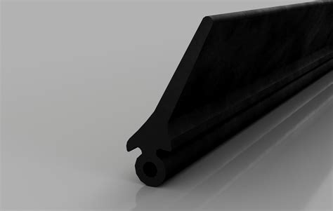 Industrial 25mm Rubber Door Seal