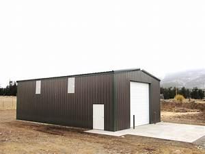 Steel Workshop Buildings