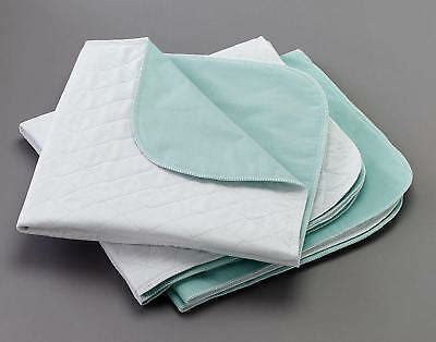 new premium 6 underpads bed pads washable incontinence