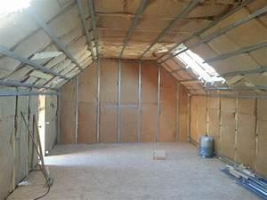 Isolation Thermique Combles : isolation thermique par l int rieur par l ext rieur ~ Premium-room.com Idées de Décoration