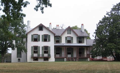 What S A Cottage House by President Lincoln S Cottage At The Soldiers Home