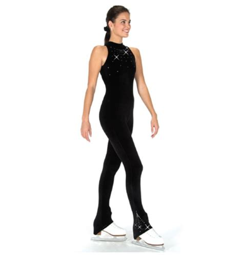 jerrys high neck catsuit  figure skating buy